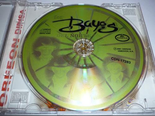 los bayos del norte el corrido de la trevi cd 2003