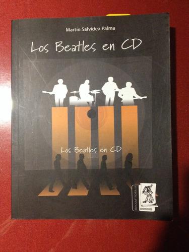 los beatles en cd, martin salvidea palma, envio gratis