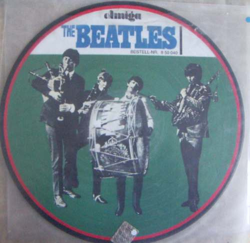 los beatles, fotodisco 12´,