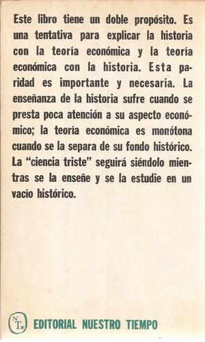 los bienes terrenales del hombre. leo huberman. edit nt 1981