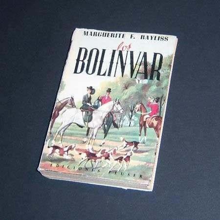 los bolinvar -- ediciones peuser