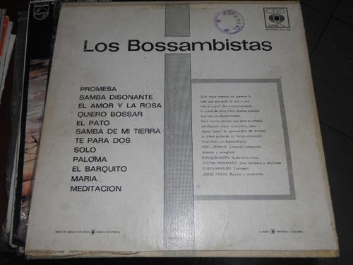 los bosambisatas disco de vinyl 12 pulgadas
