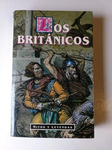 los britanicos mitos y leyendas