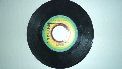 los broncos de reynosa 45 rpm lp vinylo peerless