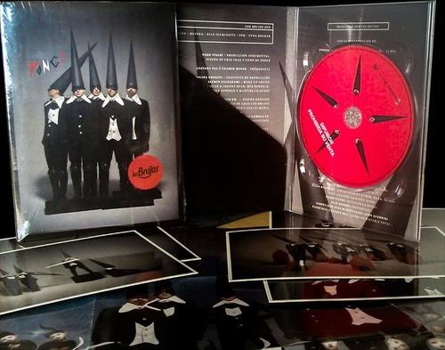 los brujos - pong! (cd 2015)
