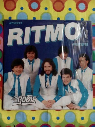los bukis lp revista ritmo presenta 1986 r