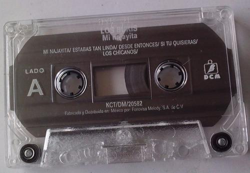 los bukis mi najayita cassette raro bvf