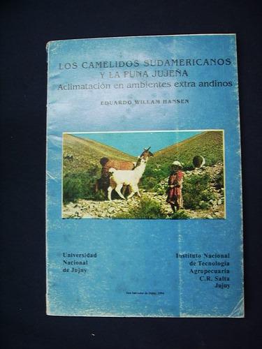 los camelidos sudamericanos y de la puna jujeña - william ha