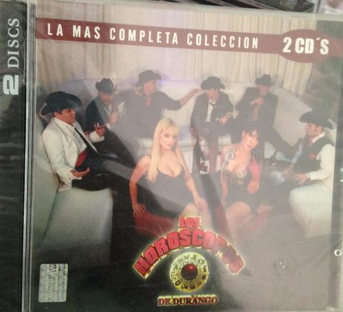 los caminantes, la mas completa coleccion. 2 cd. nuevo