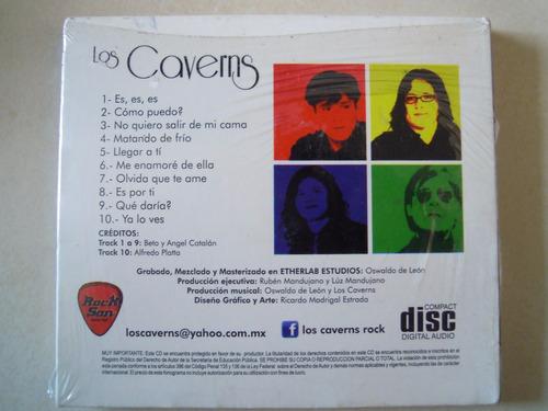 los caverns cd vol. 1 new y sellado