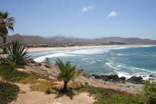 los cerritos beach lot 418, pacific