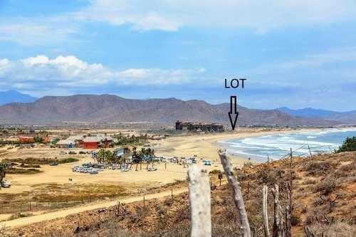 los cerritos beach lot 444, pacific,