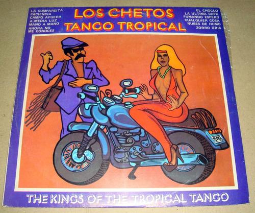los chetos tango tropical lp argentino
