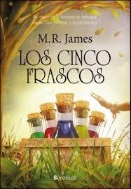 los cinco frascos / james, m. r