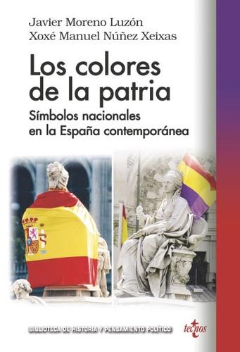los colores de la patria(libro ciencias políticas)
