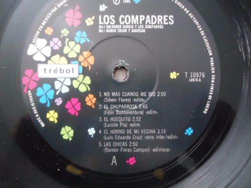 los compadres / la vaciladora vinyl lp acetato