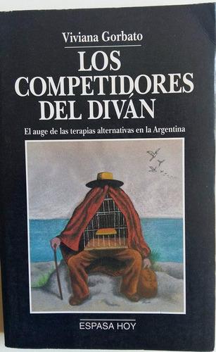 los competidores del divan - viviana gorbato