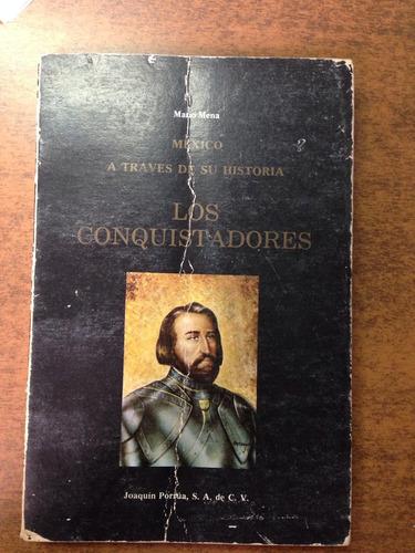 los conquistadores / mario mena