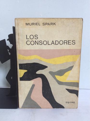 los consoladores, muriel spark
