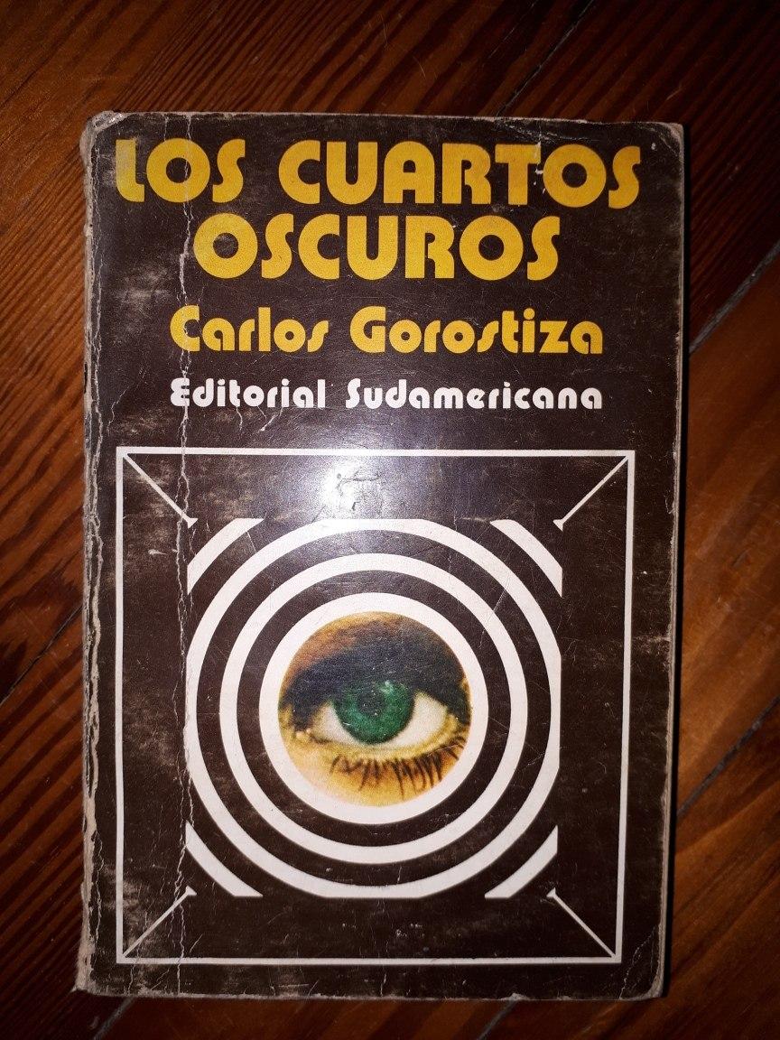 Los Cuartos Oscuros Gorostiza Libro - $ 120,00 en Mercado Libre