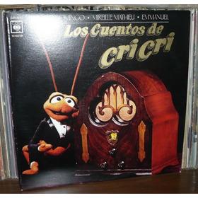 Los Cuentos De Cri Cri Lp Placido Domingo Emmanuel Mathieu