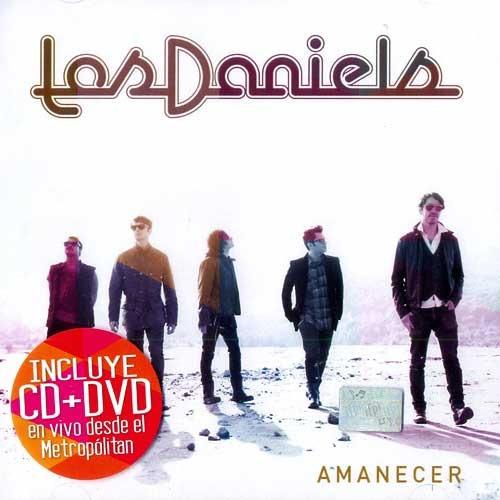 los daniels amanecer cd disco con 11 canciones