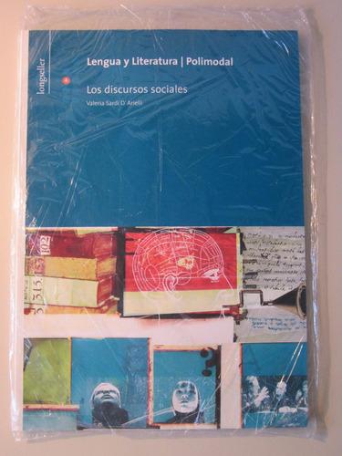 los discursos sociales sardi d'arielli lengua y literatura