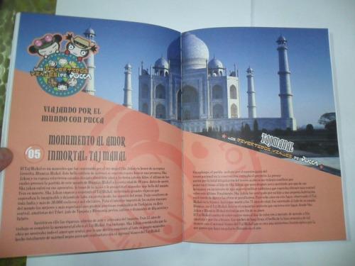 los divertidos viajes de pucca 2 asia china india glenat