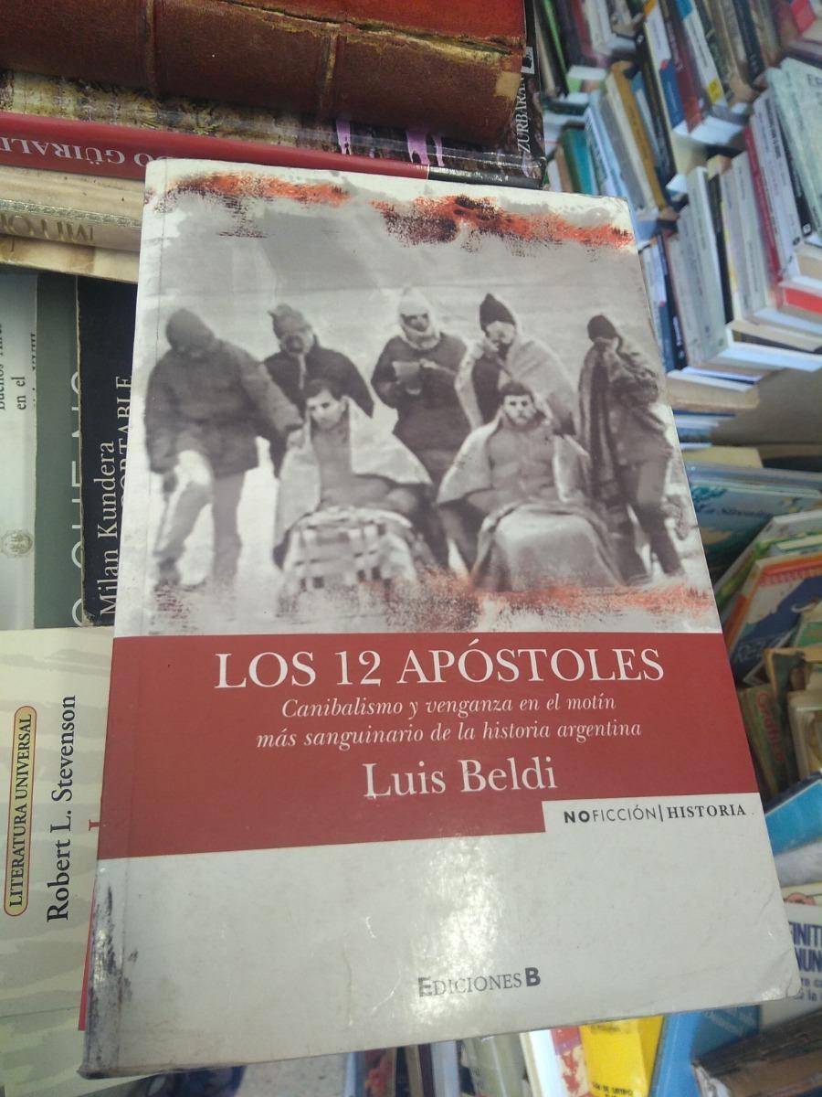 libro los 12 apostoles de luis beldi
