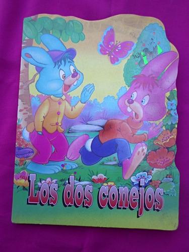 los dos conejos - cuento infantil col troquefabulas
