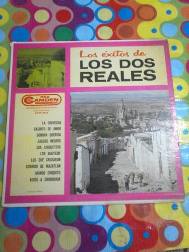 los dos reales lp éxitos 1966