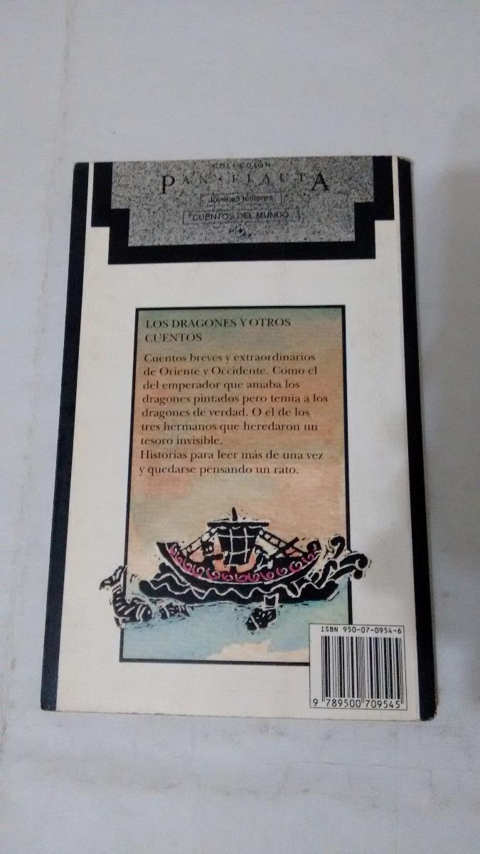 Los Dragones Y Otros Cuentos De Graciela Perez Aguilar 10000 En