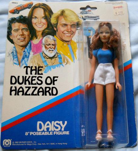 los duques de hazzard mego año 1980 figura luke duke unico!!