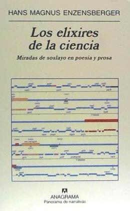 los elixires de la ciencia(libro literatura alemana)