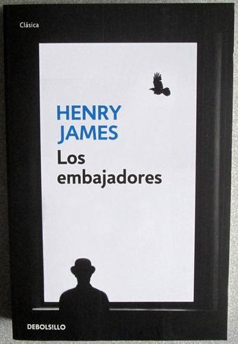 los embajadores - henry james / debolsillo
