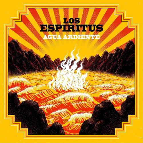 los espiritus agua ardiente cd nuevo oferta original