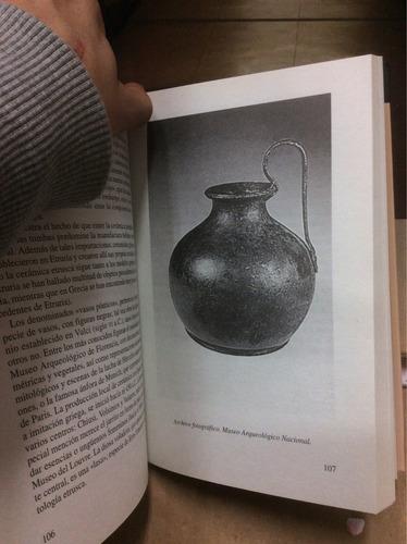 los etruscos - joseph m. walker - enigmas de la historia.
