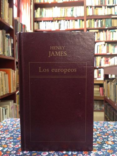 los europeos. henry james