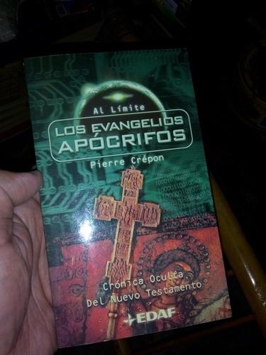 los evangelios apócrifos. al límite. libro. religión. biblia