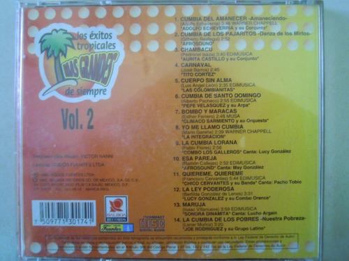 los exitos tropicales cd mas grandes de siempre