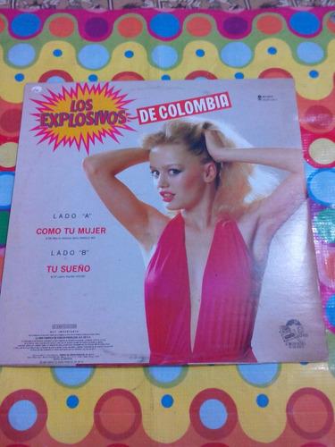 los explosivos de colombia lp 1989 como tu mujer r