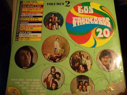 los fabulosos 20 vol.2 int varios/vinilo argentino by thx77