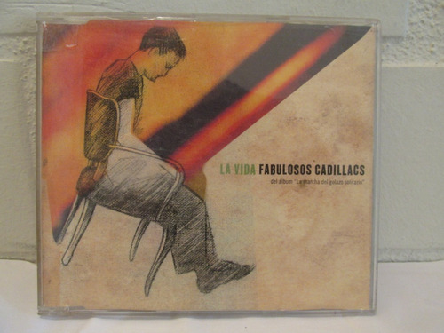 los fabulosos cadillacs - la vida ( cd single exclusivo )