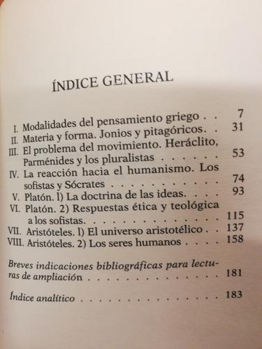 los filósofos griegos, guthrie, ed. fce