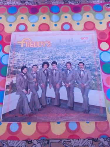 los freddys lp el primer tonto  1981