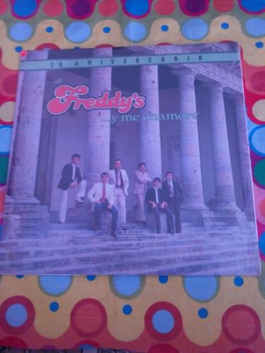 los freddys lp y me enamoré 1984