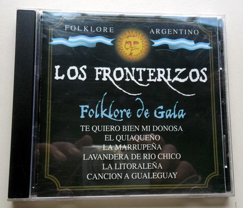 los fronterizos - folklore de gala