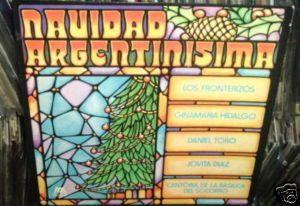 los fronterizos jovita diaz navidad vinilo argentino