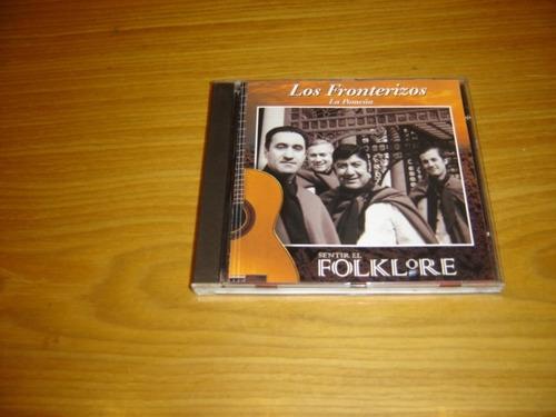 los fronterizos la pomeña cd folklore