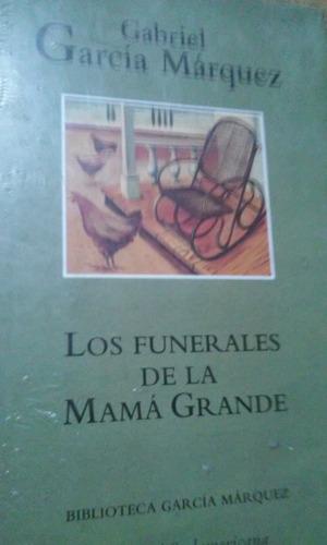 los funerales de la mamá grande - gabriel garcía márquez